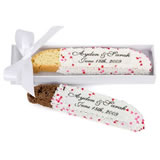 Picture Biscotti Favor Box