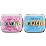 Baby Shower Mint Tins - Baby Shower ABC
