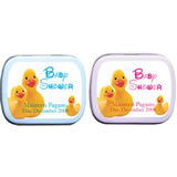 Baby Shower Mint Tins - Baby Shower Duck, Duck, Duck