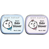 Baby Shower Mint Tins - Baby Shower Mint Babies