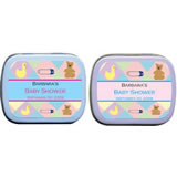 Baby Shower Mint Tins - Baby Shower Oh My