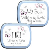 Wedding Mint Tins - Butterfly (2 designs available)