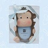 Safari Monkey Picture Frame Favors- CLOSEOUT