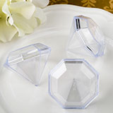 12 Diamond-Shaped Favor Boxes