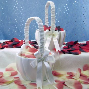 Flower Girl Basket Nice Price Favors