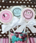 Edible Lollipop Favors