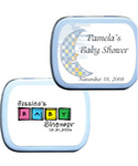 Baby Shower Mint Tins - <b>Other Themes (11 designs available)</b>