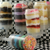 Cupcake Push Pops, each