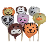 Cake Pops - Animals, each