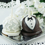 Cake Pop Favors - Baby, each
