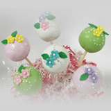 Cake Pops - Flowers, each