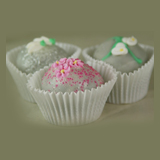 Cake Truffles - Elegant Designs, Gift Box of 12