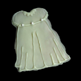 Baptism Dress/Suit Cookie