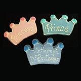 Crown or Tiara Cookie